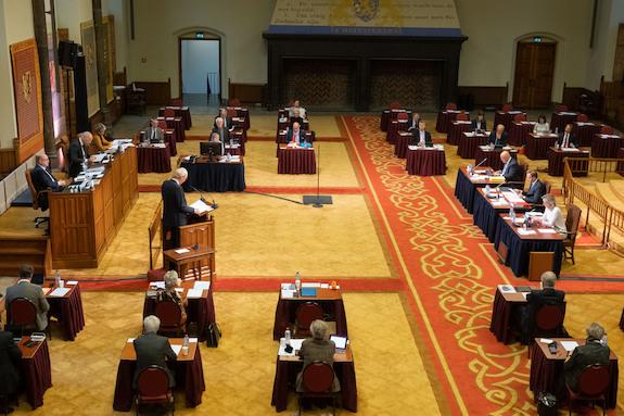Eerste Kamer stemt in met Coronawet