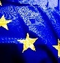 close up EU vlag